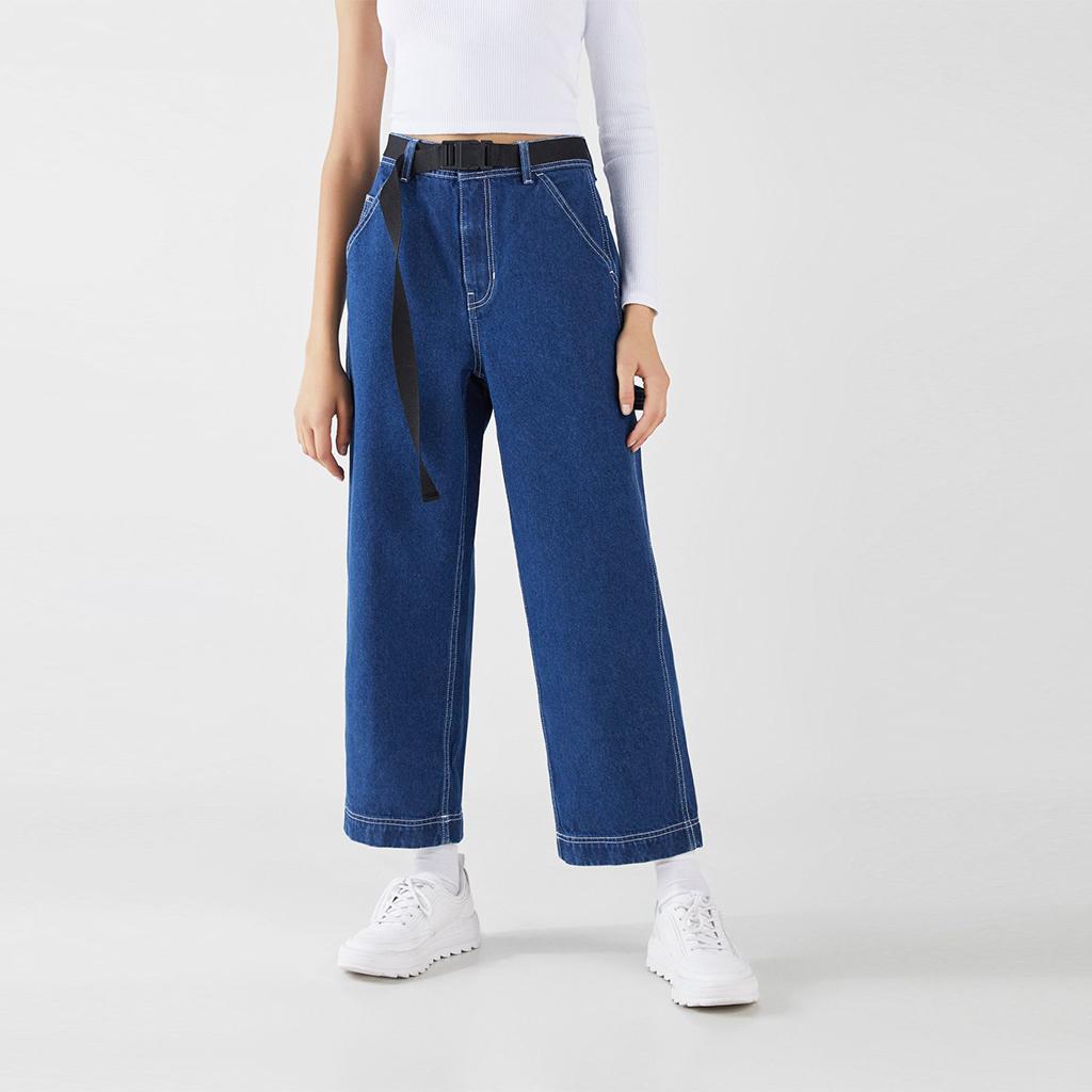 Mid waist culottes  Pent