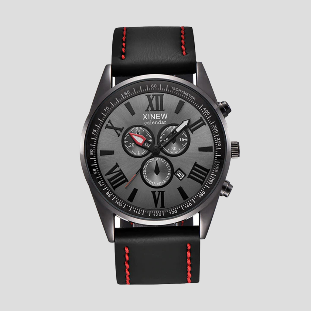 Alloy Military Quartz watch man