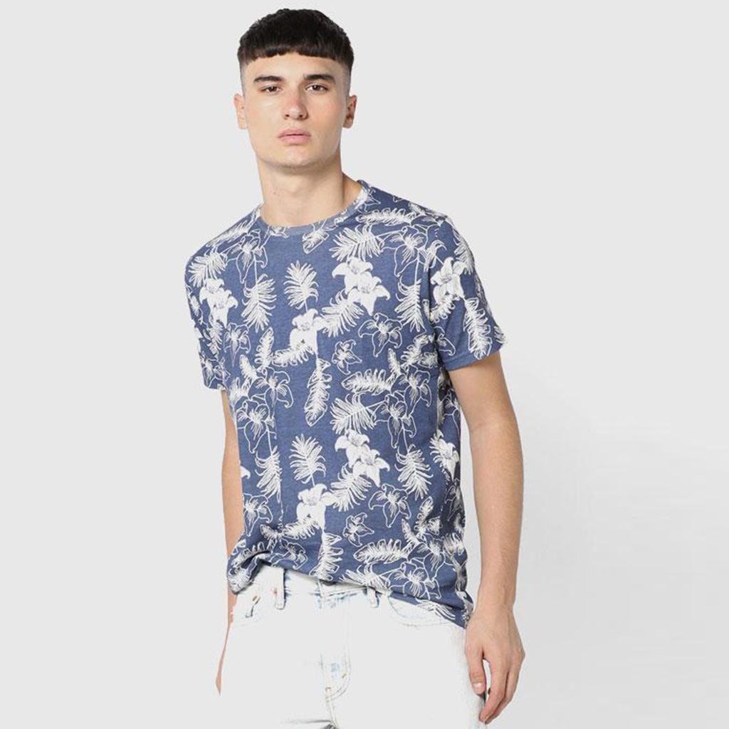 Juventus Henley Neck Tshirt